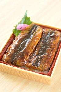 うなぎの代わりにナマズ、いわし、秋刀魚の蒲焼