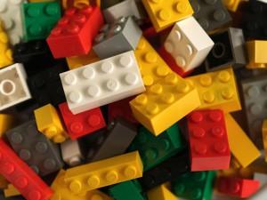 レゴ、売るなら掃除が必要