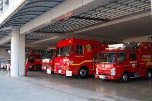 火事の消防活動で自分の家が破壊された場合、火災保険で補償されない。