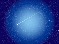 しぶんぎ座流星群はお正月に見られる