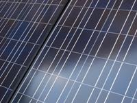 太陽光パネルの掃除