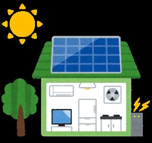 一般住宅用のソーラー発電システムで年間20万円儲ける