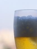 ビールは苦味がある