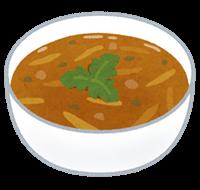 野菜のごった煮、おいしいスープ