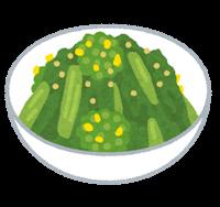 野菜、和え物は安くて簡単でおいしい