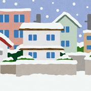 新聞奨学生、雨や雪の中でも配達、休めない