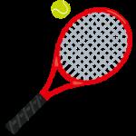 部活でテニスラケットを3本5万円で購入